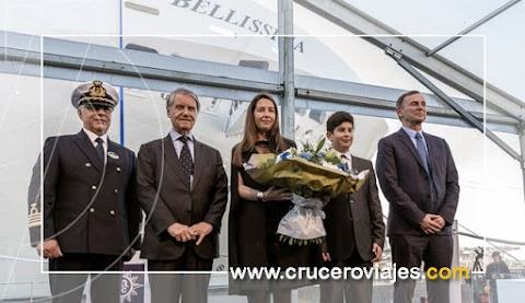 MSC Cruceros recibe oficialmente MSC Bellissima, entregado por los astilleros de CHANTIERS DE L´ATLANTIQUE
