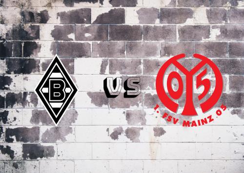 Borussia M'gladbach vs Mainz 05  Resumen