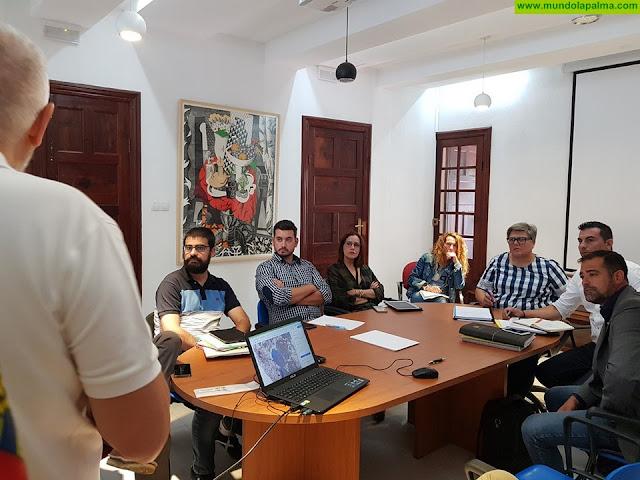 El Grupo de Gobierno presenta a la oposición el borrador del Plan General de Ordenación de Los LLanos