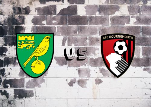 Norwich City vs AFC Bournemouth  Resumen