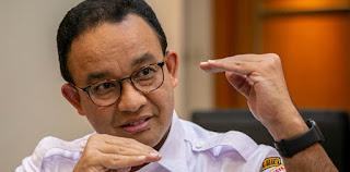 Paling Tidak Jokowi Libatkan Anies Bahas Ibukota Baru