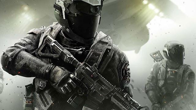 Gameplay Call of Duty Infinite Warfare Walkthrough