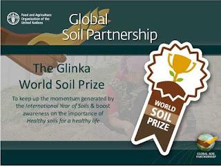 Glinka World Soil Prize 2018