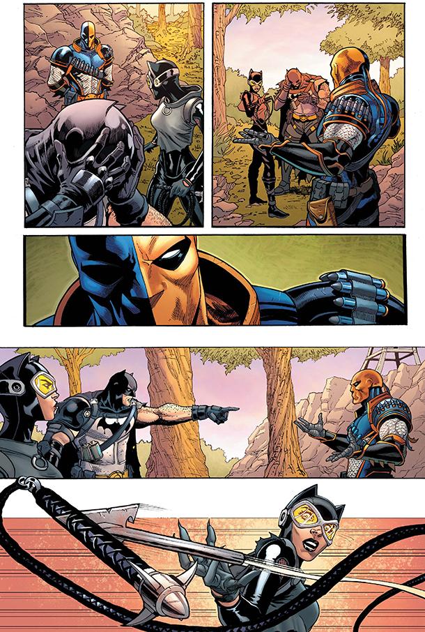 Batman/Fortnite: Zero Point #4 - 4