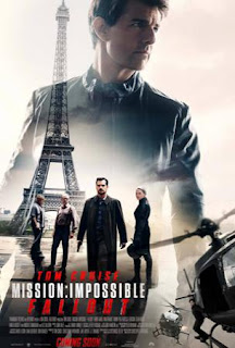 Film Mission: Impossible - Fallout 2018 (Hollywood)