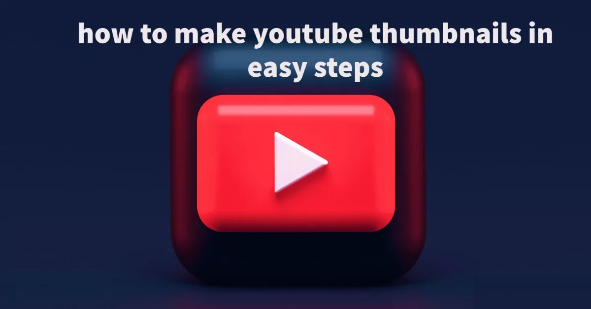 how to make youtube thumbnails for free