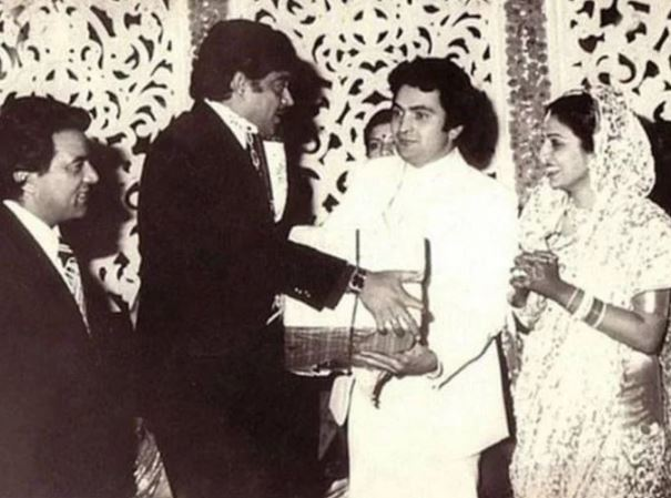 neetu singh- rishi kapoor- back to bollywood