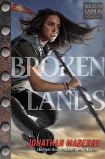 Broken Lands, (Broken Lands #1), Jonathan Maberry