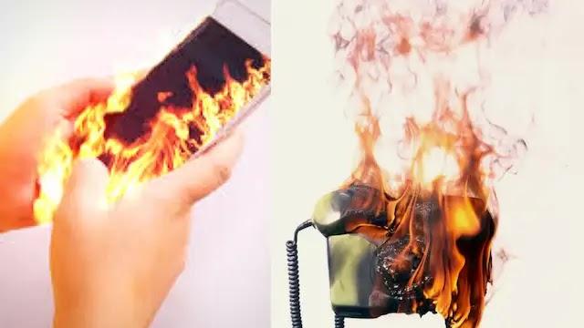 لماذا تنفجر الهواتف؟ (كيفية تجنب ذلك)