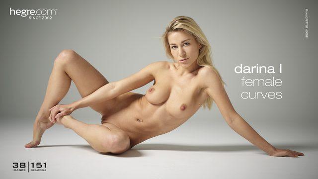 [Art] Darina L - Female Curves - idols