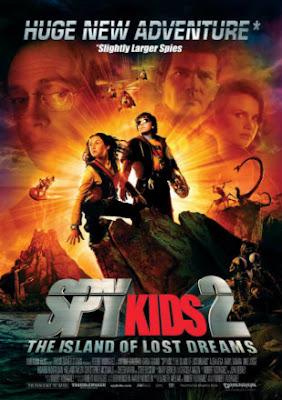 Spy Kids 2: Island of Lost Dreams (2002) Dual Audio Hindi 720p BluRay 750MB