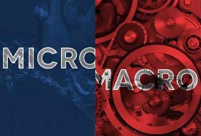 Keterkaitan Dan Perbedaan Ekonomi Makro Dan Mikro