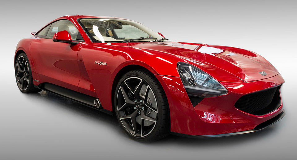 tvr returns with new hairy chested griffith 500hp v8 1250kg and a manual. Black Bedroom Furniture Sets. Home Design Ideas