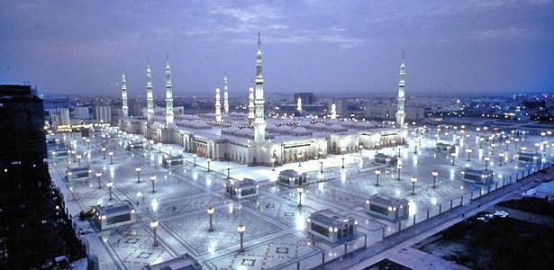 Tempat tempat Bersejarah di Kota Madinah