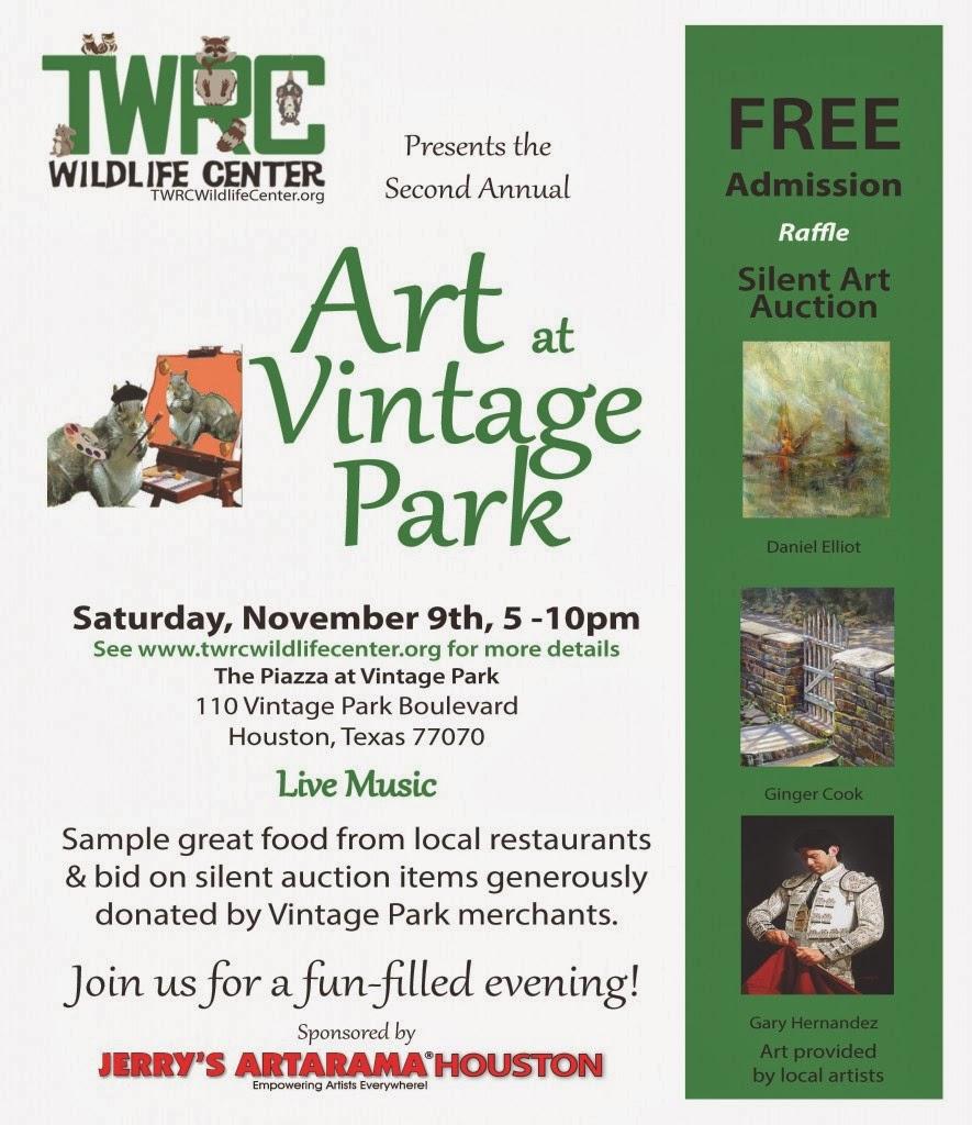 Vintage Park: Erin's Creative Energy: Art At Vintage Park