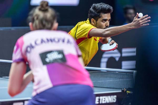 Upbeat Falcons TTC confident taking on Dabang Smashers T.T.C: Shetty