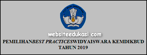 Juknis Pemilihan Best Practices Bagi Widyaiswara 2019