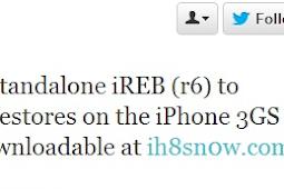 Download iREB 6 Untuk Memperbaiki Error iTunes 1604,1600,1601 Support iOS 6, 6.0.1