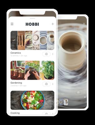 hobbi app