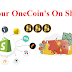 Sell Your OneCoin On Shopify