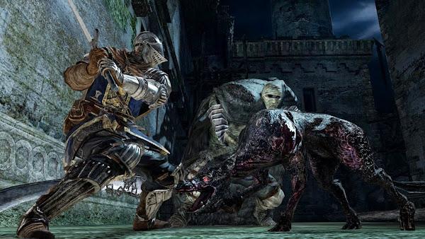 Screen Shot Of Dark Souls 2 (2014) Full PC Game Free Download At worldfree4u.com