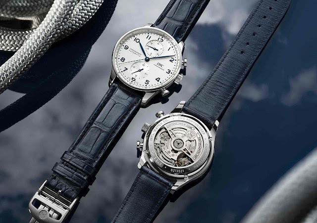 IWC Portugieser Chronograph with new in-house movement