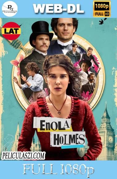 Enola Holmes (2020) Full HD NF WEB-DL 1080p Dual-Latino