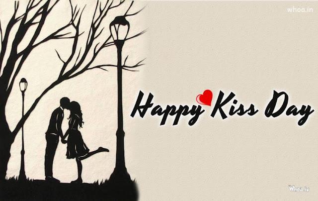 kiss day in hindi