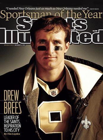 Athletes 101 Drew Brees