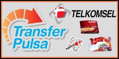 Cara Transfer Pulsa Telkomsel Ke Telkomsel Tanpa Biaya