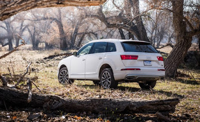 2017 Audi Q7 2.0T: Dropping Two Cylinders Saves $5800 But Not Much Gas - Audi Cars Price