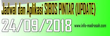 Jadwal dan Aplikasi SIBOS PINTAR (UPDATE)