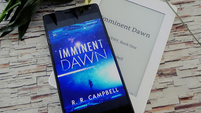 Imminent Dawn by R.R. Campbell