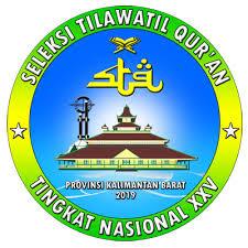 Logo of STQN XXV 2019 Pontianak