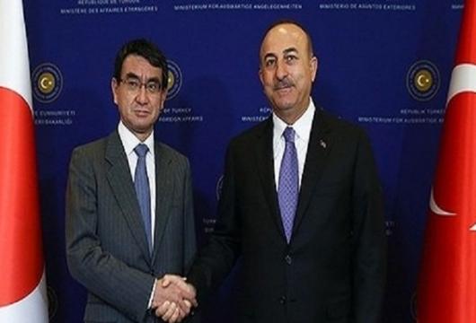Menlu Jepang dan Turki Bahas Kondisi Suriah