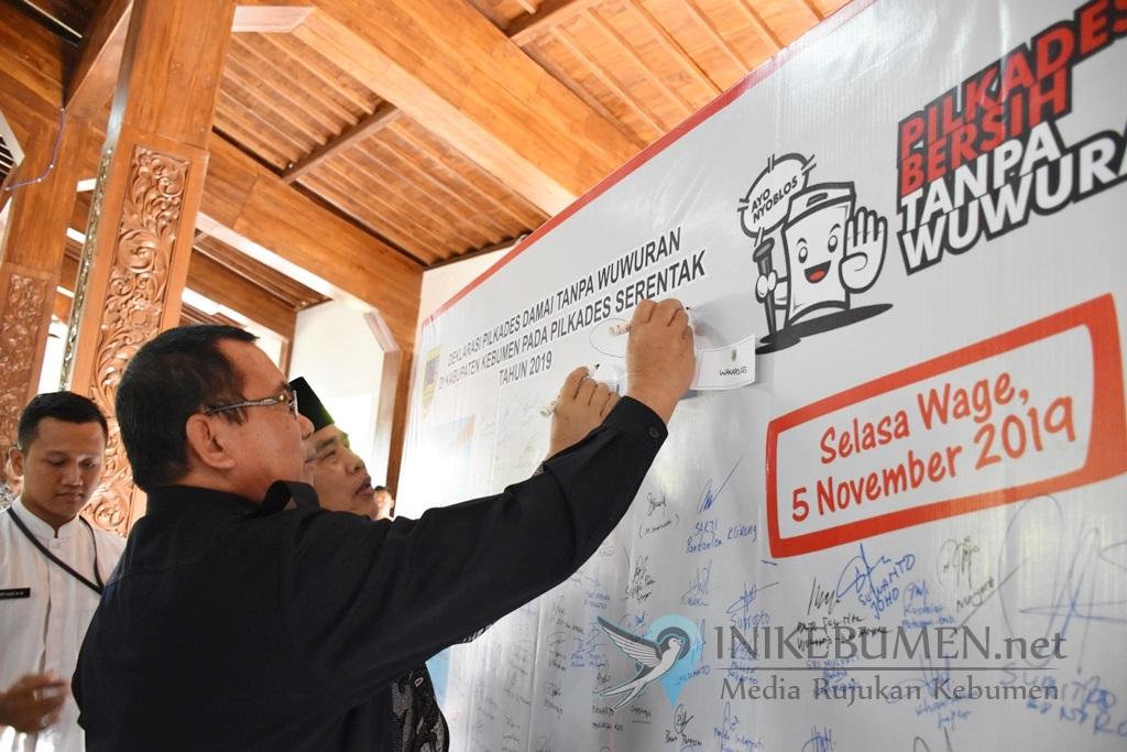 Tahun ini, Kebumen jadi Kabupaten Terbanyak Menyelenggarakan Pilkade