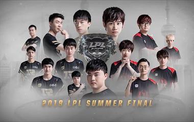 Trực tiếp Chung kết LPL Mùa Hè 2019 giữa RNG vs FPX