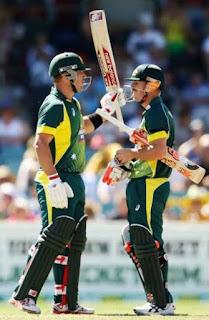 Aaron Finch 109 - Hashim Amla 102 - Australia vs South Africa 3rd ODI 2014 Highlights