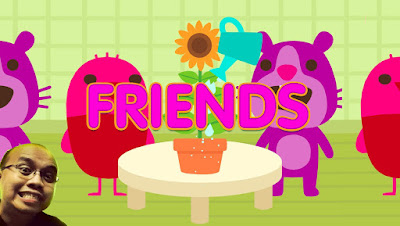 SAGO MINI FRIENDS เกมสำหรับเด็กๆ สนุกกับผองเพื่อน