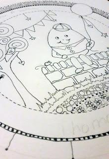 pen name doodle by deborah dey