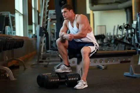 How much rest between workouts for maximum muscle growth?