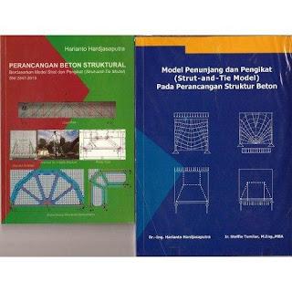 Struktur Beton Strut&Tie Modeling (Paket 2 Buku)