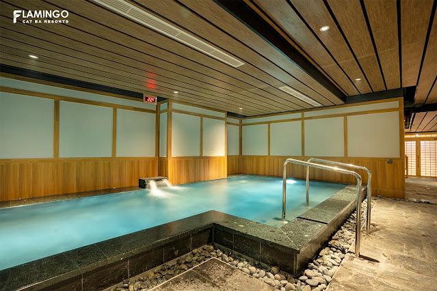tắm khoáng onsen nhật bản