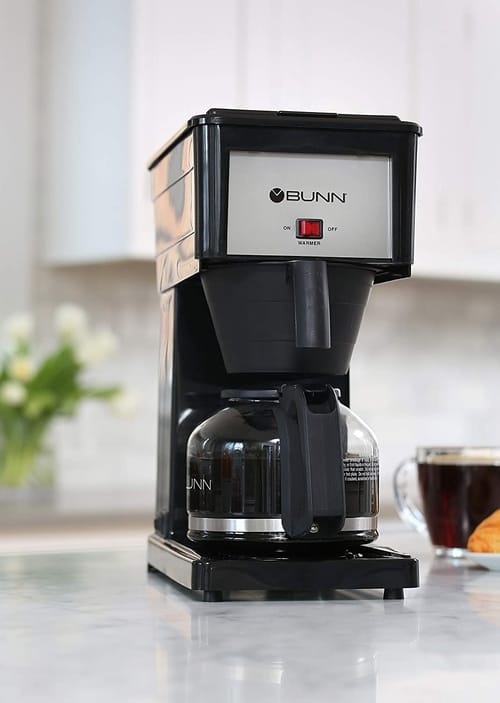 BUNN GRX-B GRB Velocity Brew 10-Cup Home Coffee Brewer