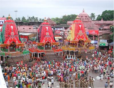 Rath Yatra (Chariot festival) 2020 in Hindi
