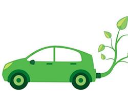 inquina auto elettrica