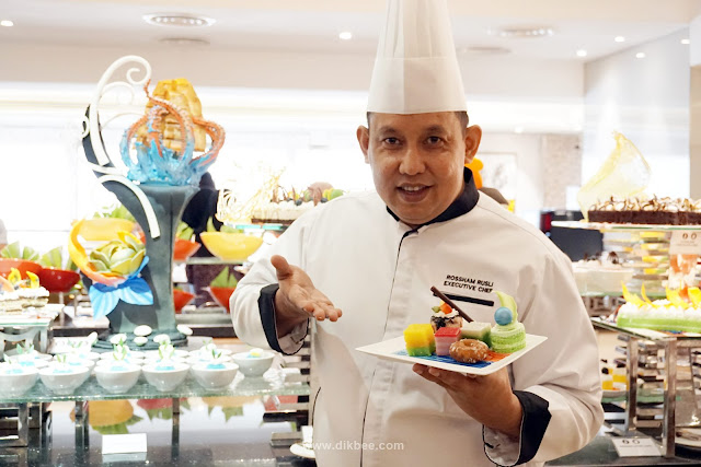 Weekend Hi-Tea Di Sunway Putra Hotel Kuala Lumpur