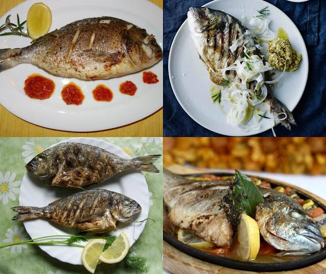أحلى وأسهل طريقة لعمل سمك الدنيس المشوي بالفرن بطريقة سهلة جداً في المنزل!