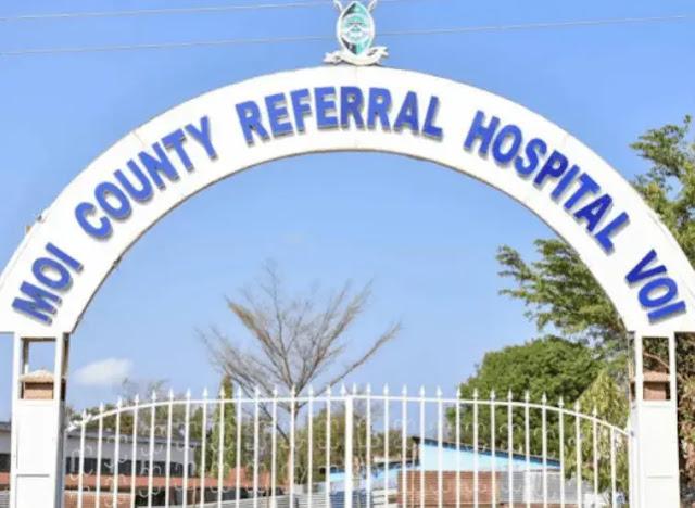 Voi -Moi Teaching and Referral Hospital Voi photo
