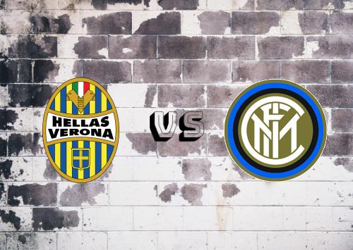 Hellas Verona vs Internazionale  Resumen y Partido Completo